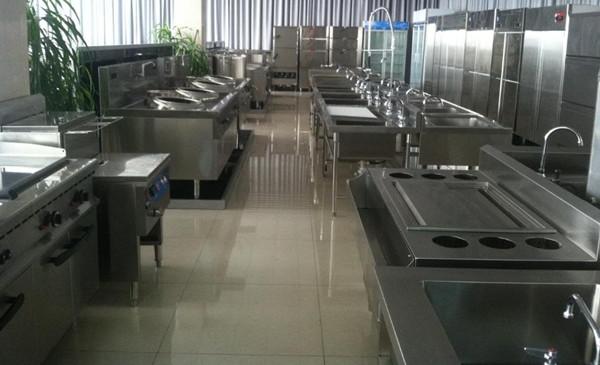 广州厨房设备案例展厅
