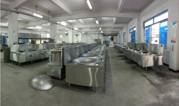 生产厨具设备展厅