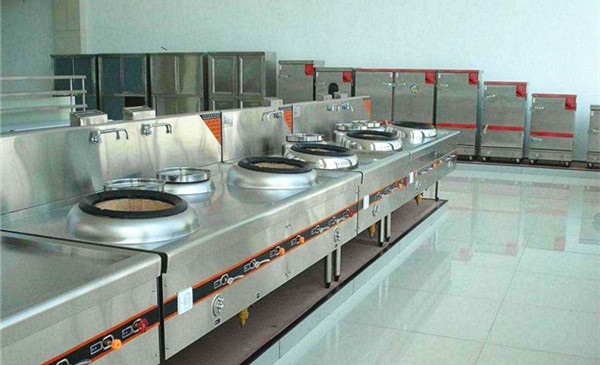 厨房设备展厅