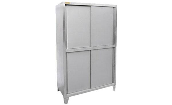 不锈钢保洁柜