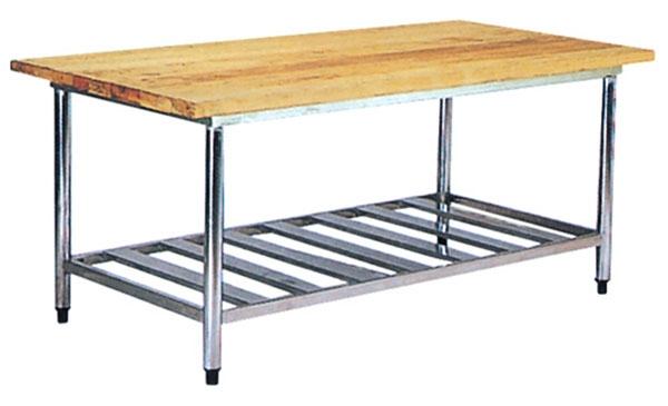 木质面按板台厨具